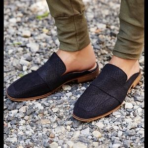 Free People At Ease Loafer Mules